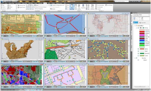 Gis exchange autocad map 3d sap marketing image gumiabroncs Image collections